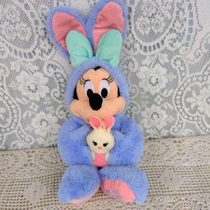 Disney Mickey Bunny Plush